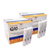 Q10 Koenzýmový komplex TopLife, 2 ampulky, špeciálna cena