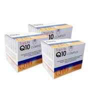 Q10 Koenzýmový komplex TopLife ampulka 3 boxy Špeciálna cena