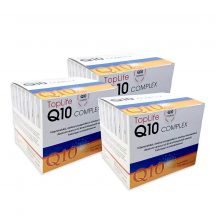 Q10 Koenzim Complex TopLite ampullás 3 doboz Akciós ár