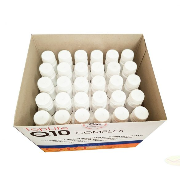 Q10 Coenzym Complex TopLife Ampulle 3 Kartons Sonderpreis