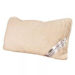Sleepy - Lammwolle Kissen -Rücken schonend 40x80cm