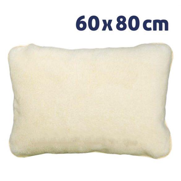 Sleepy - vlna BIG Vankúš- Merino ovce, Merino jahňacie alebo kašmírová vlna 60x80cm