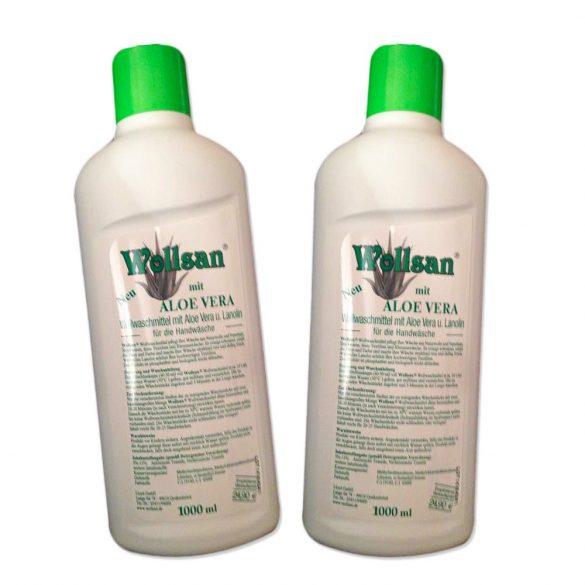 Aloe Wolle Waschsmittel 1000ml