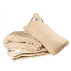 Sleepy-NATUR Wolle SET 520gr / m2