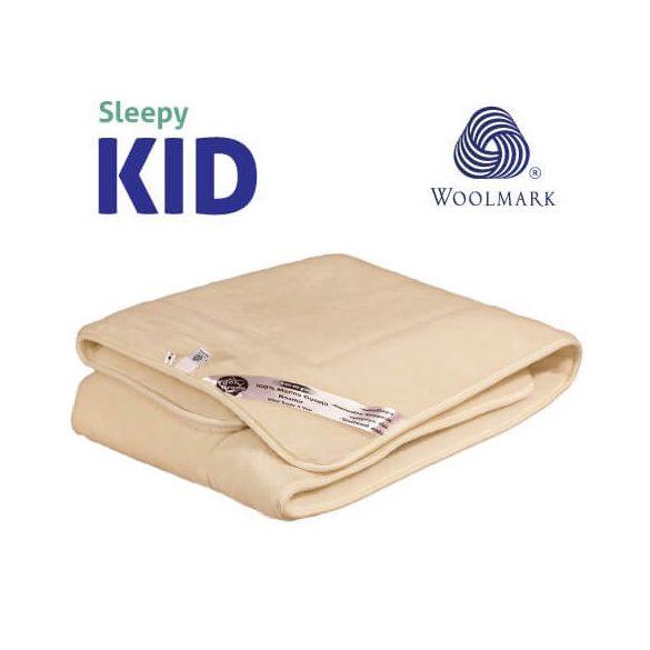 Sleepy-KIDS  Kašmírové luxusné podložky  PRE DETI 650gr/m2