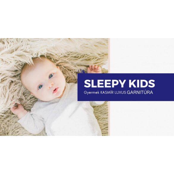 Sleepy-KIDS Gyermek Kasmír Garnitúra 100% gyapjú 650gr/m2