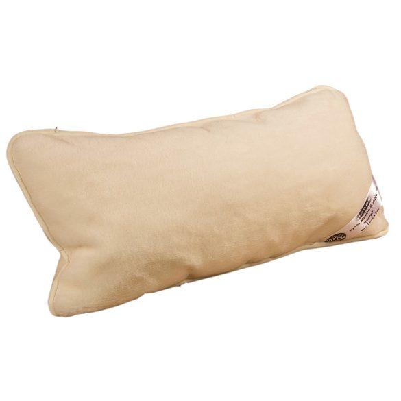 Sleepy-Prémium KASMÍR Gyapjú PÁRNA gerinckímélő 40x80cm