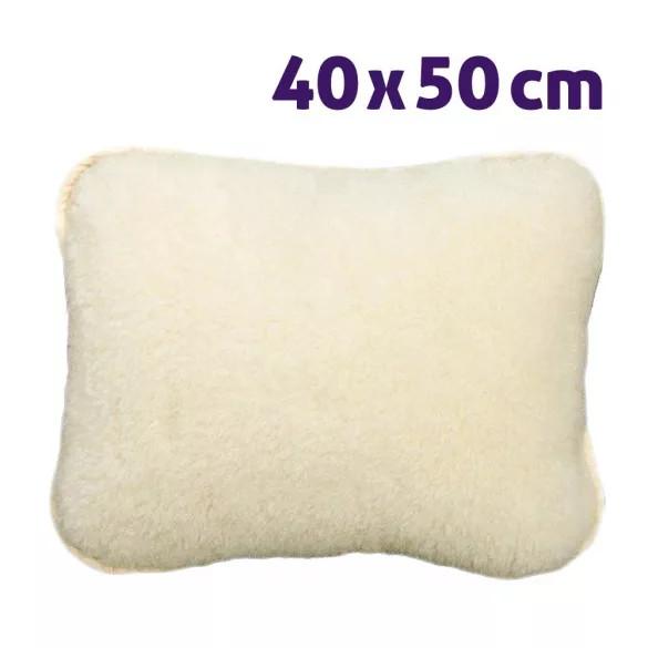 Sleepy-KIDS Gyermek Kasmír Párna 100% gyapjú 650gr/m2, 40x50cm