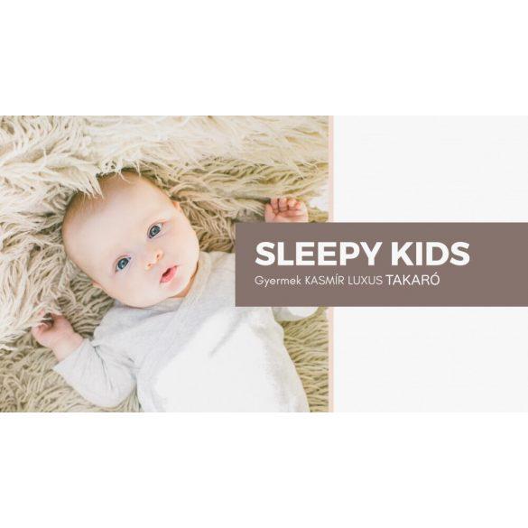 Sleepy-KIDS  Kašmírové luxusné deky PRE DETI 650gr/m2