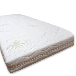 Ortho-SleePy HIGH MEMORY MATTRESS - with Luxury Aloe Vera cover - 20 cm
