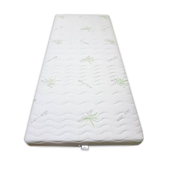 SleePy HIGH-LUXURY Plus Aloe Memory Foam Orthopädische Vakuummatratze