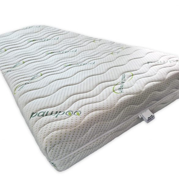 SleePy HIGH-LUXUS BAMBOO Memory Foam Ortopéd vákuum matrac