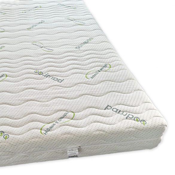 SleePy HIGH-LUXUS PLUSSZ BAMBOO Memory Foam Ortopéd vákuum matrac