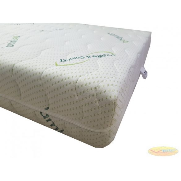 Sleepy - STRONG Luxury Memory Mattress with Silver Protect cover - 22 cm