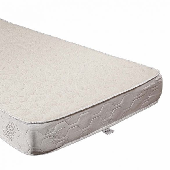 GOLD-WOOL Ortho-SleePy Luxury MEMORY MATTRESS - 100% Merino Wool cover