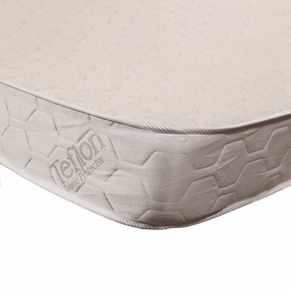 Ortho-SleePy HIGH MEMORY MATTRESS - 100% Merino Wool cover - 19 cm
