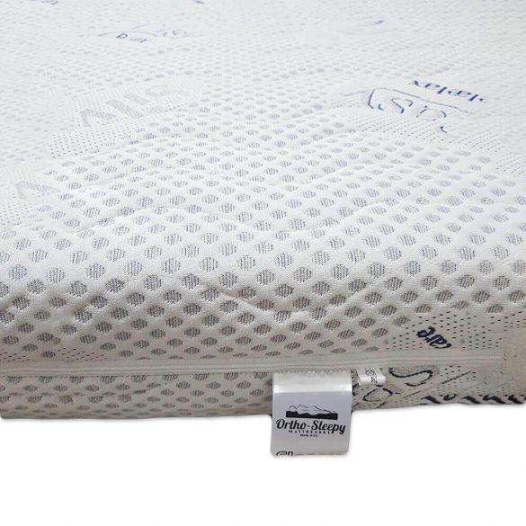 SLEEPY LUXURY PLUS Silver Protect Memory Foam Ortopedická vákuová matraca 22cm