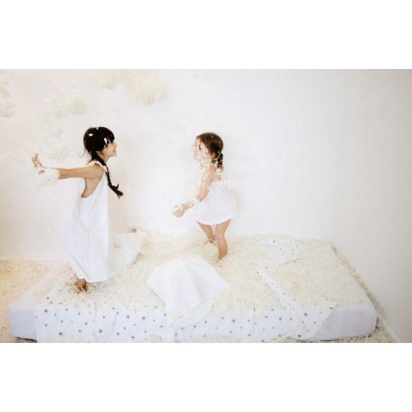 Sleepy-Kids Gyermek Hypoallergén Matrac Aloe Vera Huzatban 14cm