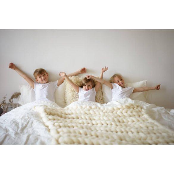 Sleepy-Kids Detské hypoalergénne matrace v Aloe Vera poťah 14cm