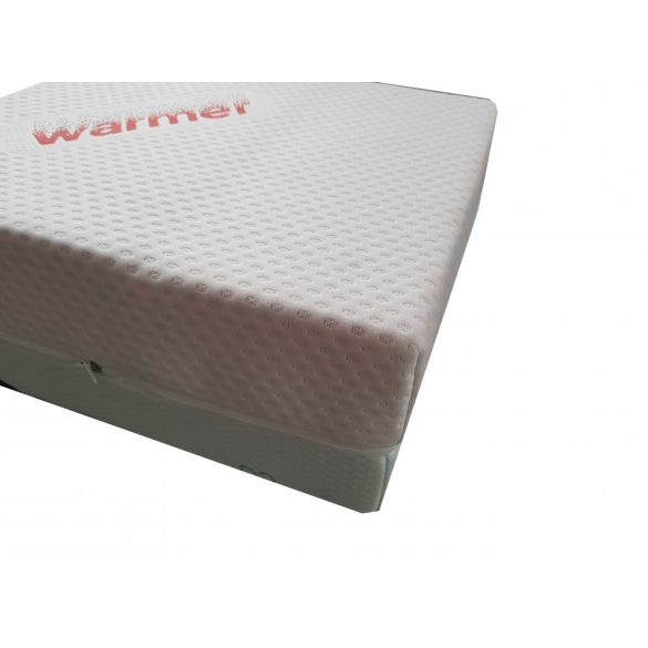 Ortho-SleePy Luxury PLUS MEMORY MATTRESS - with Luxury Silver Protect cover - 22cm