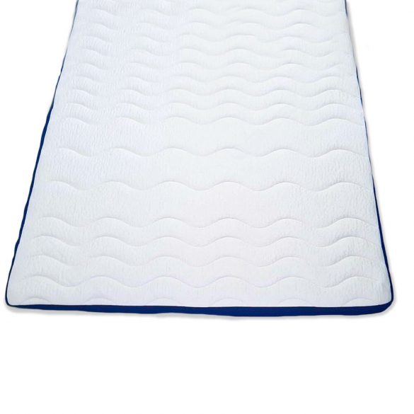 Fedőmatrac-Topper Blue-White