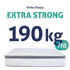 MATRACOK 190 kg/fő TESTSÚLYIG