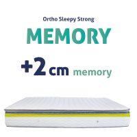 Sleepy-StronG Memory Matracok +2CM MEMORY