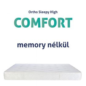 Sleepy-High Komfort matracok Memory nélkül