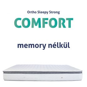 Sleepy-StronG-Komfort Alap Kemény Matracok