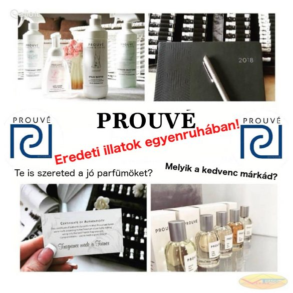 Prouve francia parfüm Férfi 20 – Fás-fűszeres/erős, PACO RABANNE – One Million