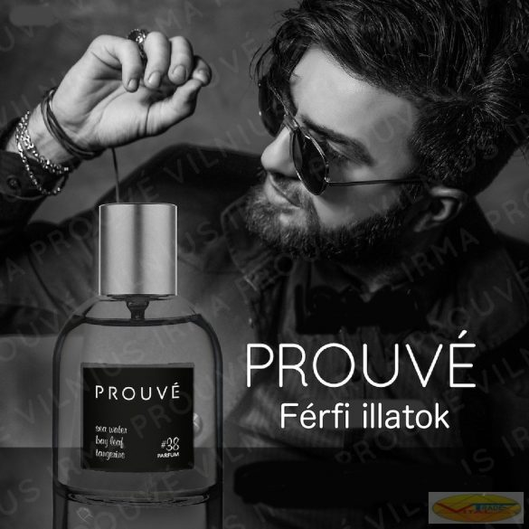 Prouve francia parfüm Férfi 38 – Fás-gyümölcsös/erős, PACO RABANNE – Invictus