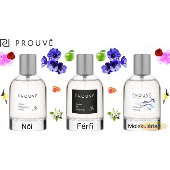 Uniszex-molekuláris parfüm #03m