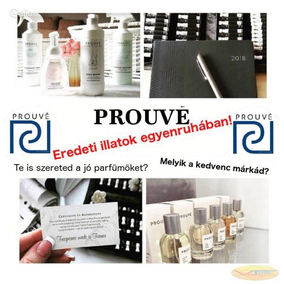 Prouve francia parfüm Női 29 – Keleti-virágos/mérsékelt, DOLCE & GABBANA – The One