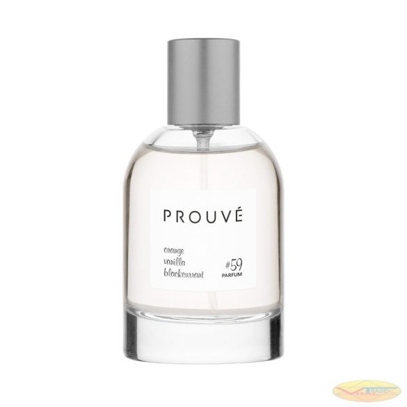 Prouve francia parfüm Női 59 – Virágos-gyümölcsös/mérsékelt, CACHAREL – Amor Amor