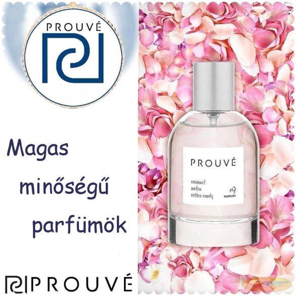 Prouve francia parfüm Női 05 – Púderes-vaníliás/visszafogott, Ihlető illat: CHANEL – Chance