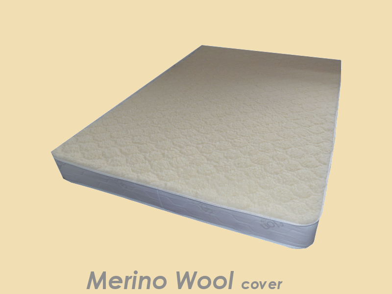 wool mattress
