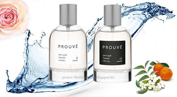 Prouvé parfümök