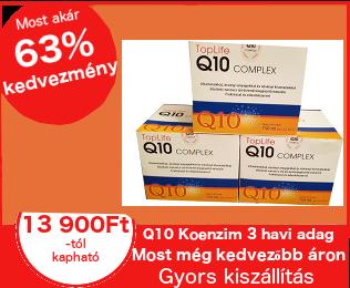 q10 koenzim akció