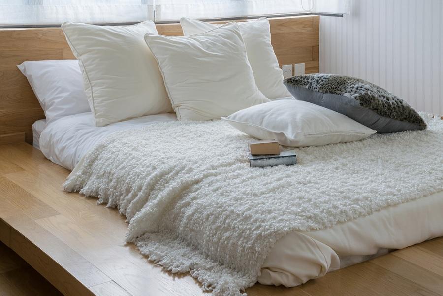 A nyugodt alvás kulcsa a gyapjú párna!